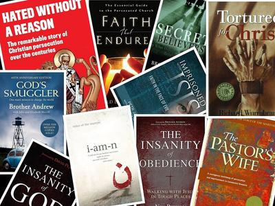 Recommended Books on Persecuted Christians image