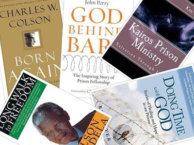 Books to gain perspective on Prison Ministry image